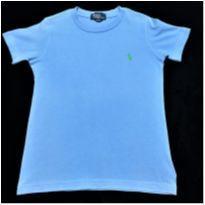 6992 – Camiseta azul Ralph Lauren - Menino 4 anos - 4 anos - Ralph Lauren