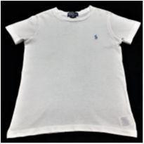 6993 – Camiseta branca Ralph Lauren – Menino 4 anos - 4 anos - Ralph Lauren