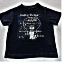 7037 – Camiseta Kenneth Cole Reaction – Menino 2 anos – Guitar Times - 2 anos - Kenneth Cole