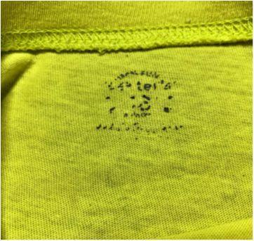 7040 – Camiseta Carter's- Menino 18 meses - 18 meses - Carter`s