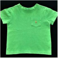 7125 – Camiseta Baby Gap – Menino 12-18 meses - 12 a 18 meses - Baby Gap