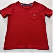 7128 – Camiseta Baby Gap – Menino 2 anos - 2 anos - Baby Gap