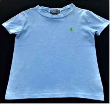 7130 – Camiseta Ralph Lauren – Menino 24 meses - 2 anos - Ralph Lauren