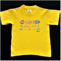 7138 – Camiseta Intex American – Menino 5 anos – Hawaii - 5 anos - Intex