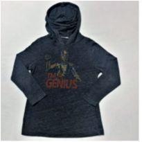 7150 – Blusa importada – Menino 4 anos – I'm a Genius - 4 anos - Importada