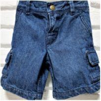 7202 – Bermuda jeans Carter's – Menino 12 meses - 1 ano - Carter`s