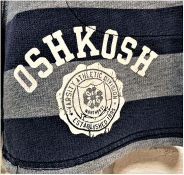 7190 – Bermuda Oshkosh – Menino 4 anos - 4 anos - OshKosh