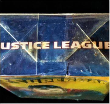 7213 – Eau de Toilette Superman – Justice League - Sem faixa etaria - Importada