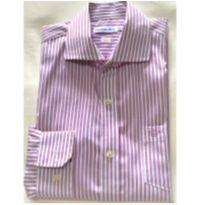 7214 - L176 - Camisa Social Colombo Kids - Menino 12 anos - 12 anos - Importada