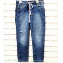 7251 – Calça jeans legging Mini U.S. – Menina 4 anos – Born In Rock - 4 anos - Mini Us