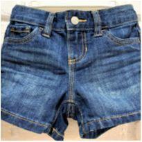 7366 – Short jeans Old Navy – Menina 6 anos