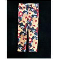 7423 – Calça Skinny Baby Gap – Menina 5 anos – Floral
