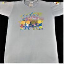 7649 - Camiseta Amphibia – Unissex – 14 anos – Mc Dia Feliz -= Graacc - 14 anos - Nacional