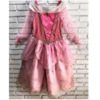 7707 – Vestido Bela Adormecida Disney – Menina 10-12 anos - 11 anos - Disney