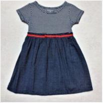 7781 – Vestido Healthtex – Menina 3 anos - 3 anos - Healthtex