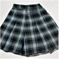 7786 – Saia calça importada – Menina 6 anos - 6 anos - Importada
