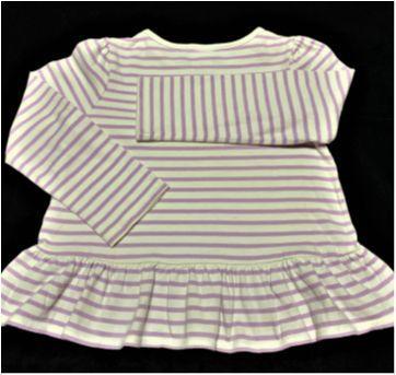 7780 – Batinha Gymboree – Menina 3 anos – Coelhinha - 3 anos - Gymboree