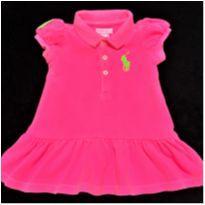 7768 – Vestido Ralph Lauren – Menina 3 meses - 3 meses - Ralph Lauren