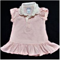 7767 – Vestido Ralph Lauren – Menina 3 meses - 3 meses - Ralph Lauren