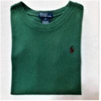 7799 – Camiseta Ralph Lauren – Menino 6 anos - 6 anos - Ralph Lauren