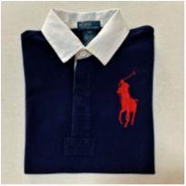 7802 – Camisa Polo Ralph Lauren – Menino 6 anos - 6 anos - Ralph Lauren