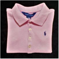 7847 – Camisa feminina Ralph Lauren – Menina 3 anos - 3 anos - Ralph Lauren