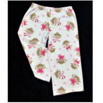 7898 – Calça de pijama Carter's – Menina 3 anos – Macaquinhas - 3 anos - Carter`s