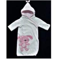 7998 – Roupão Koala Baby – Menina 0 a 9 meses - Único - Koala Baby