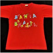 8073 – Camiseta Oficina da Cor – Unissex 6 anos – Ilha de Comandatuba - 8 anos - Nacional