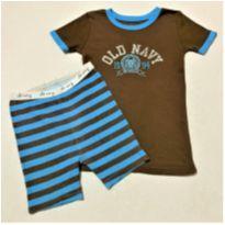 8100 – Pijama Old Navy – Menino 5 anos - 5 anos - Old Navy