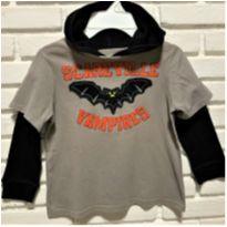 8106 – Blusão Gap Kids – Menino 5 anos – Scareville Vampires - 5 anos - Gap Kids