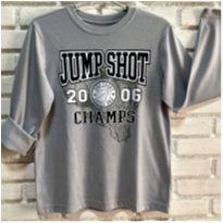 8145 – Camiseta Joe Boxer – Menino 10-12 anos – Jump Shot - 11 anos - Joe Boxer - USA