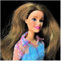 7657 – Barbie Mattel 2010 – 30cm. – Margot – Peça de Coleção