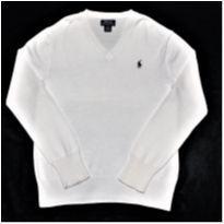 8272 – Suéter Ralph Lauren – Menino 8 anos - 8 anos - Ralph Lauren