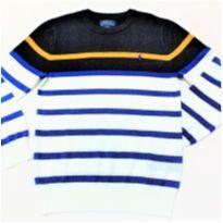 8261 – Suéter Ralph Lauren – Menino 7 anos - 7 anos - Ralph Lauren