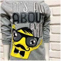 8316 – Camiseta Okie Dokie – Menino 4 anos – It's All About Me. - 4 anos - Okie Dokie