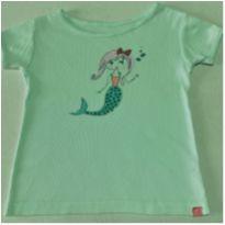 8324 – Top Baby Gap – Menina 3 anos – Menina sereia. - 3 anos - Baby Gap