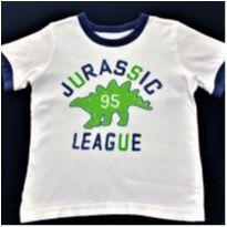8395 – Camiseta Oshkosh – Menino 3 anos – Jurassic League - 3 anos - OshKosh