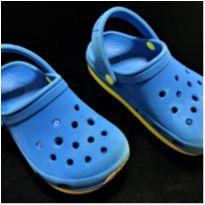 8461 – Crocs azul Royal – Menino 8-9 USA – 24 BR – 15 cm. - 24 - Crocs