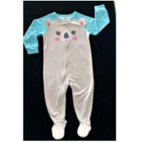 8498 – Macacão pijama Carter's – Menina 2 anos – Linda ursinha - 2 anos - Carter`s
