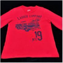 8508 – Camiseta Baby Gap – Menino 5 anos – Escada magirus - 5 anos - Baby Gap