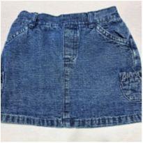 8608 – Saia jeans Greendog – Menina 3 anos - 3 anos - Greendog - USA