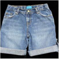 8615 – Bermuda jeans Place – Menina 10 anos - 10 anos - Place
