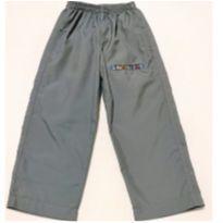 8630 - Calça de uniforme Colégio Diko Pataka – Unissex 2 anos - 2 anos - Nacional