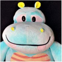 8640 – Hipólito um hipopótamos extra large! – Cortex  0.45 cm. -  - CORTEX