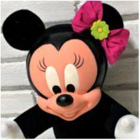 8636 – Minnie sempre alegre e sorridente – 0.35 cm. -  - Importada