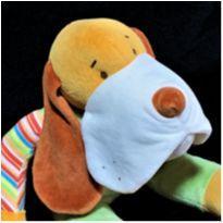 8682 – Levy um legítimo cão basset – Light Toys 0.20 cm. -  - Nacional