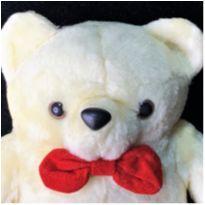 8710 – Juca - o ursinho de gravata – 0.25 cm. -  - sem etiqueta