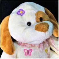 8708 – Flora a cachorinha tatuada – 0.30 cm. -  - Importada