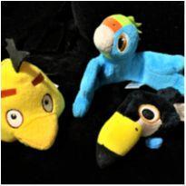 8716 – Angry Birds – 3 figuras -  - Diversas